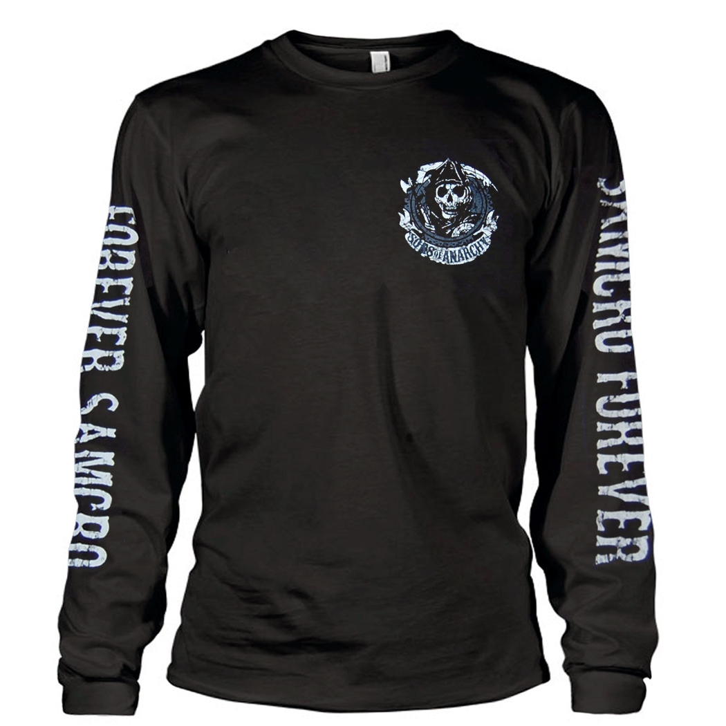 Sons of Anarchy Samcro Forever Long Sleeve T-Shirt
