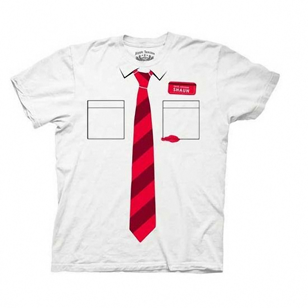 Shaun Of The Dead Trompe Shaun T-Shirt