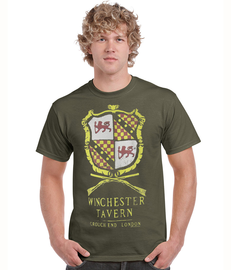 Shaun Of The Dead Winchester Tavern T-Shirt