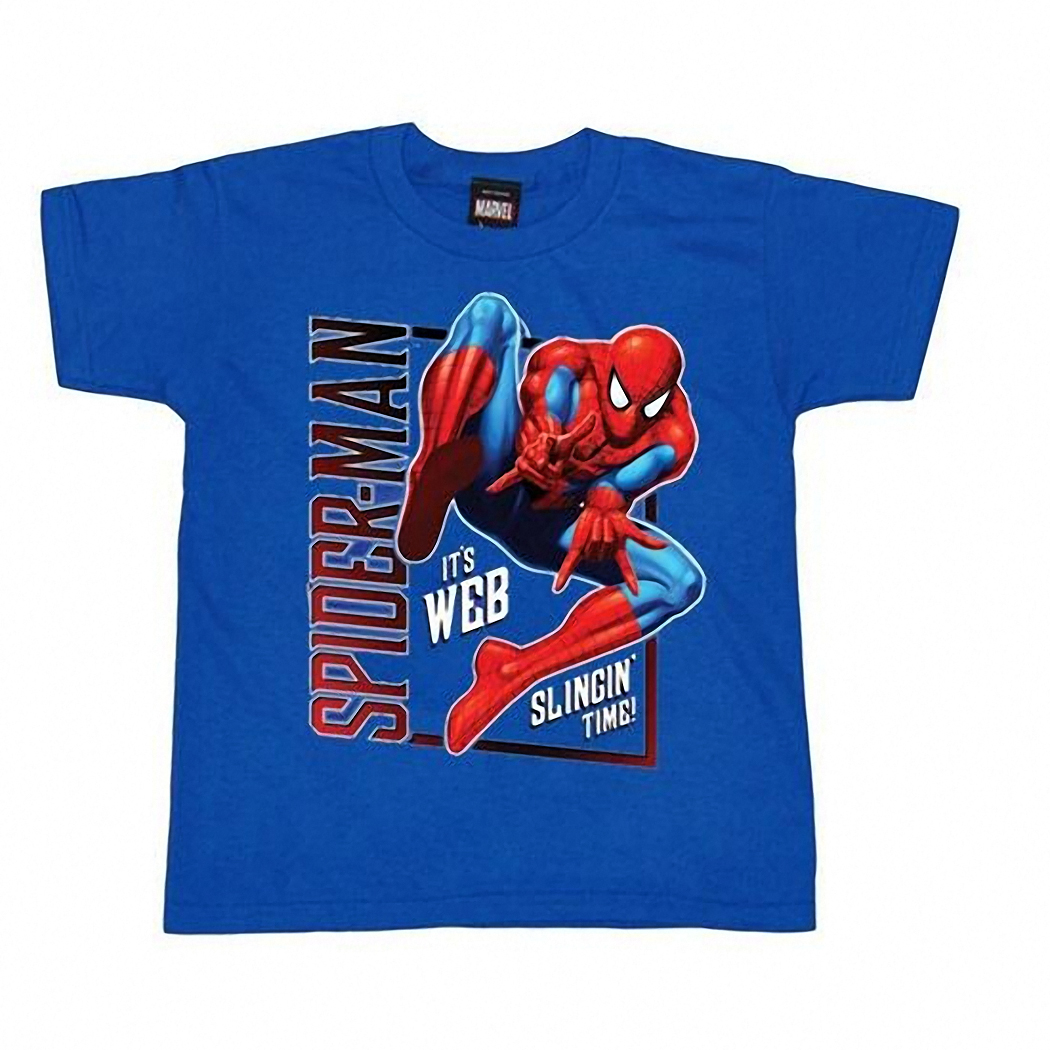 Spider-man Thwip It Good Kids T-Shirt