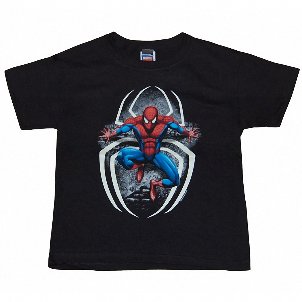 Spider-man Hanging Out Youth T-Shirt