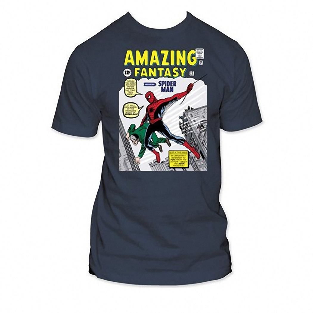 Introducing Spider-man T-Shirt