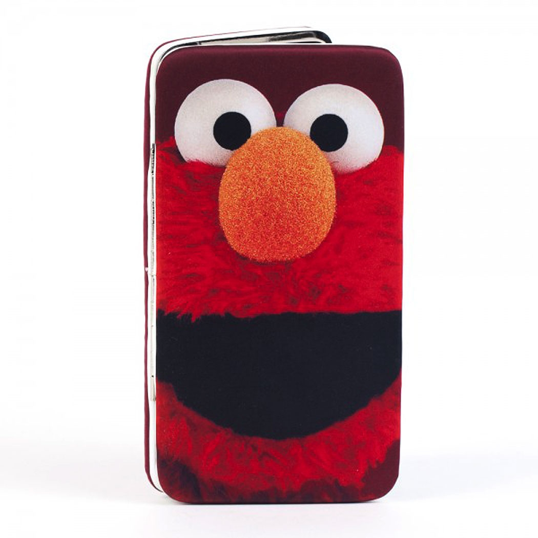 Sesame Street Elmo Junior Hinge Wallet