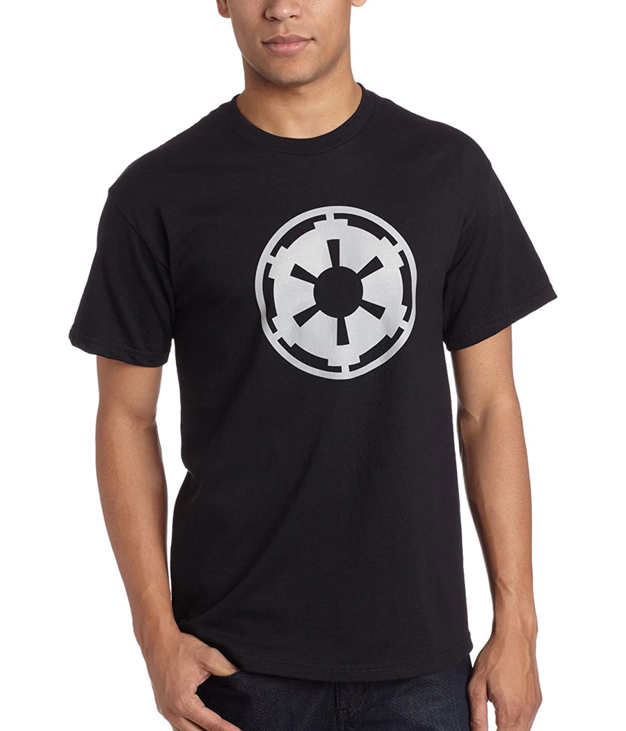 Star Wars Empire Logo T-Shirt