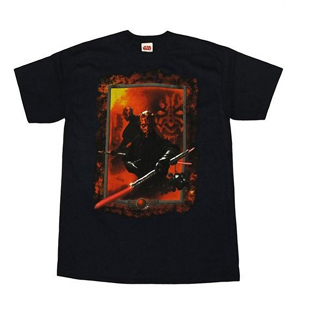 Star Wars: Maul Frame T-Shirt
