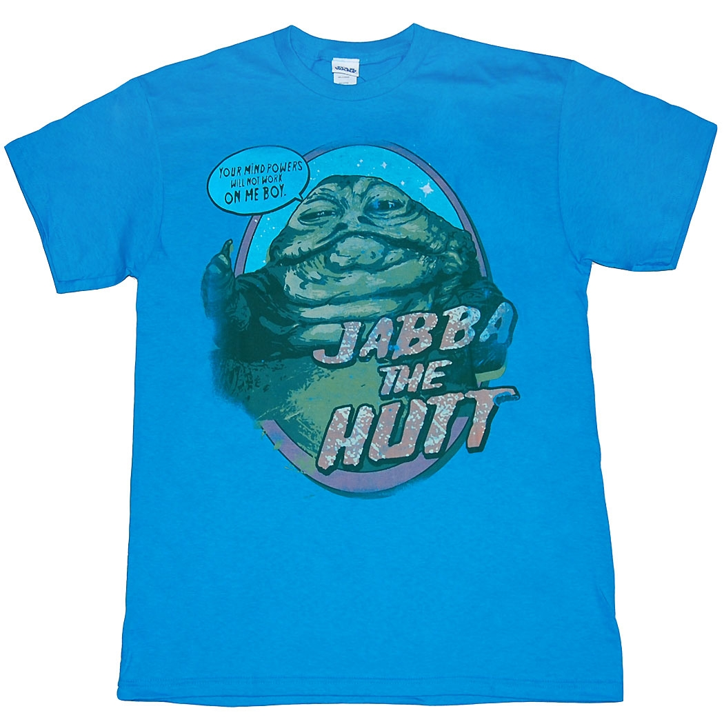Star Wars Jabba The Hutt T-Shirt