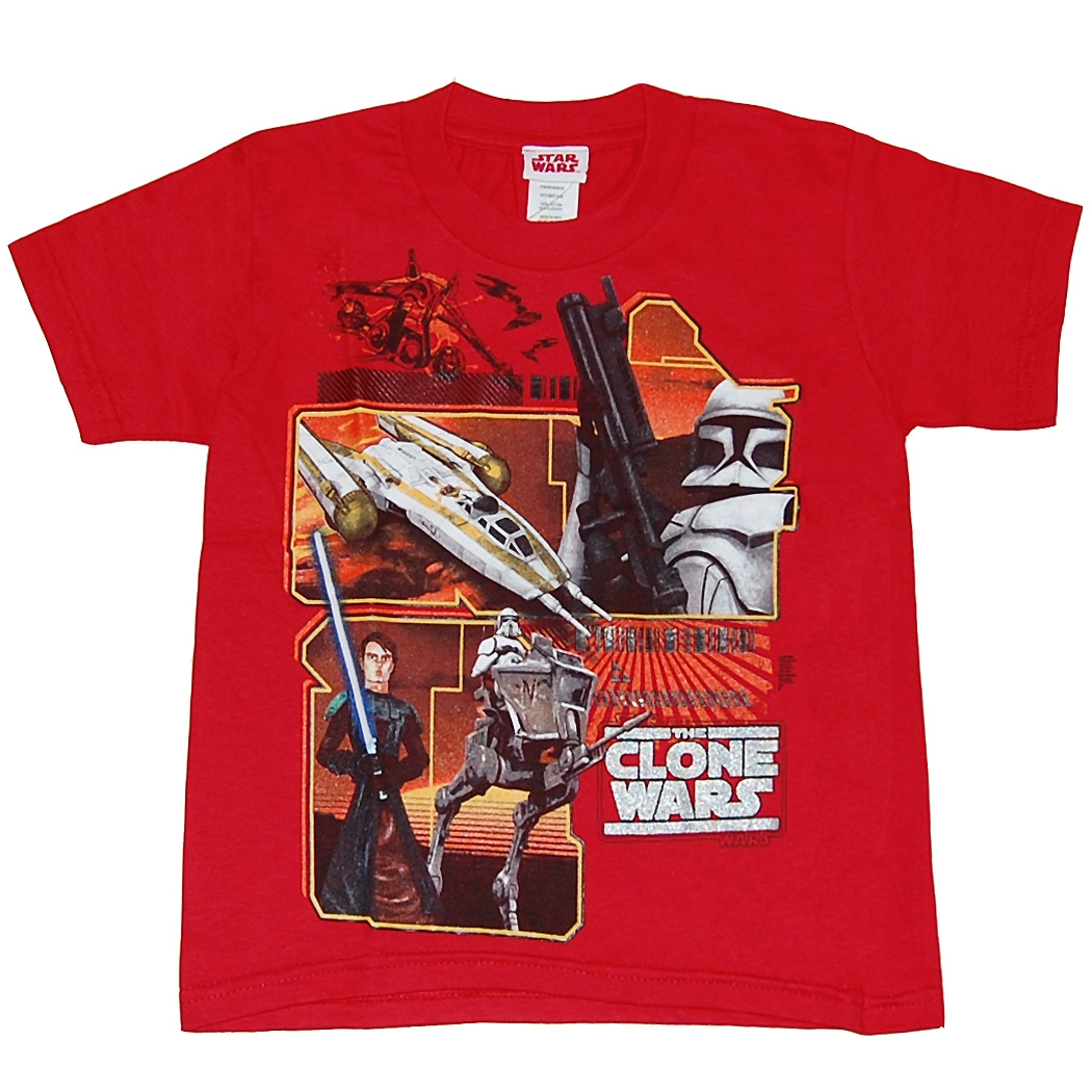 Star Wars Clone Pane Juvy T-Shirt