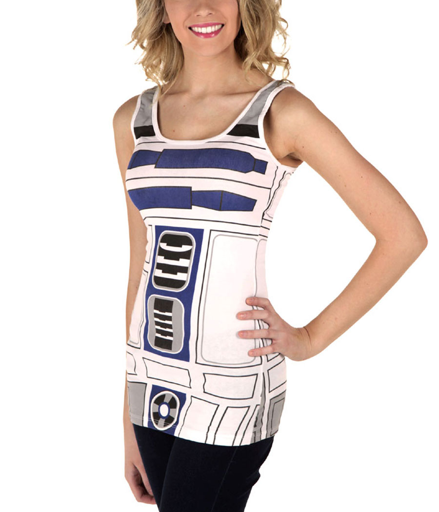 Star Wars R2-D2 Costume Tunic Tank Dress