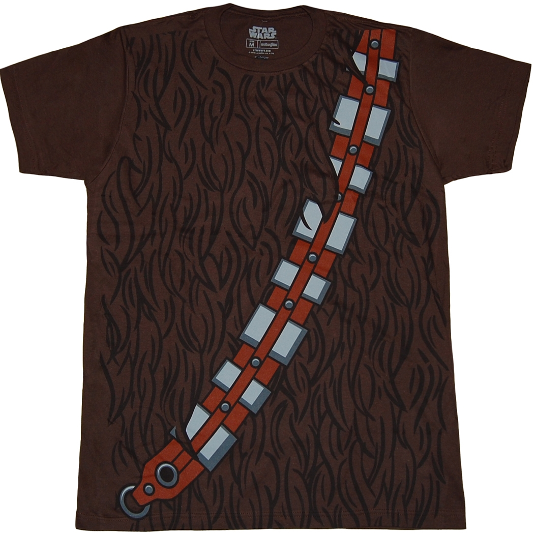 Star Wars I Am Chewbacca Costume T-Shirt