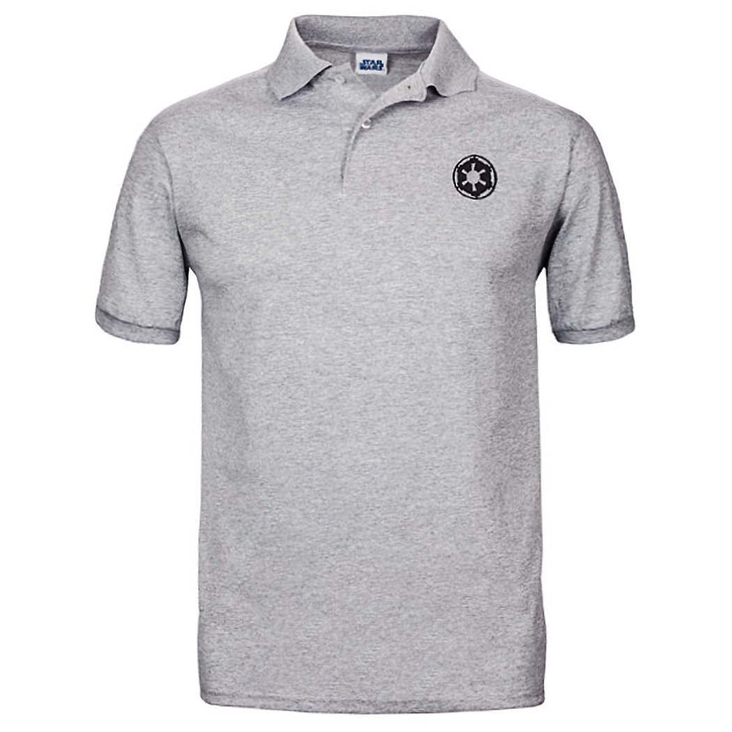 Star Wars Imperial Logo Polo Shirt