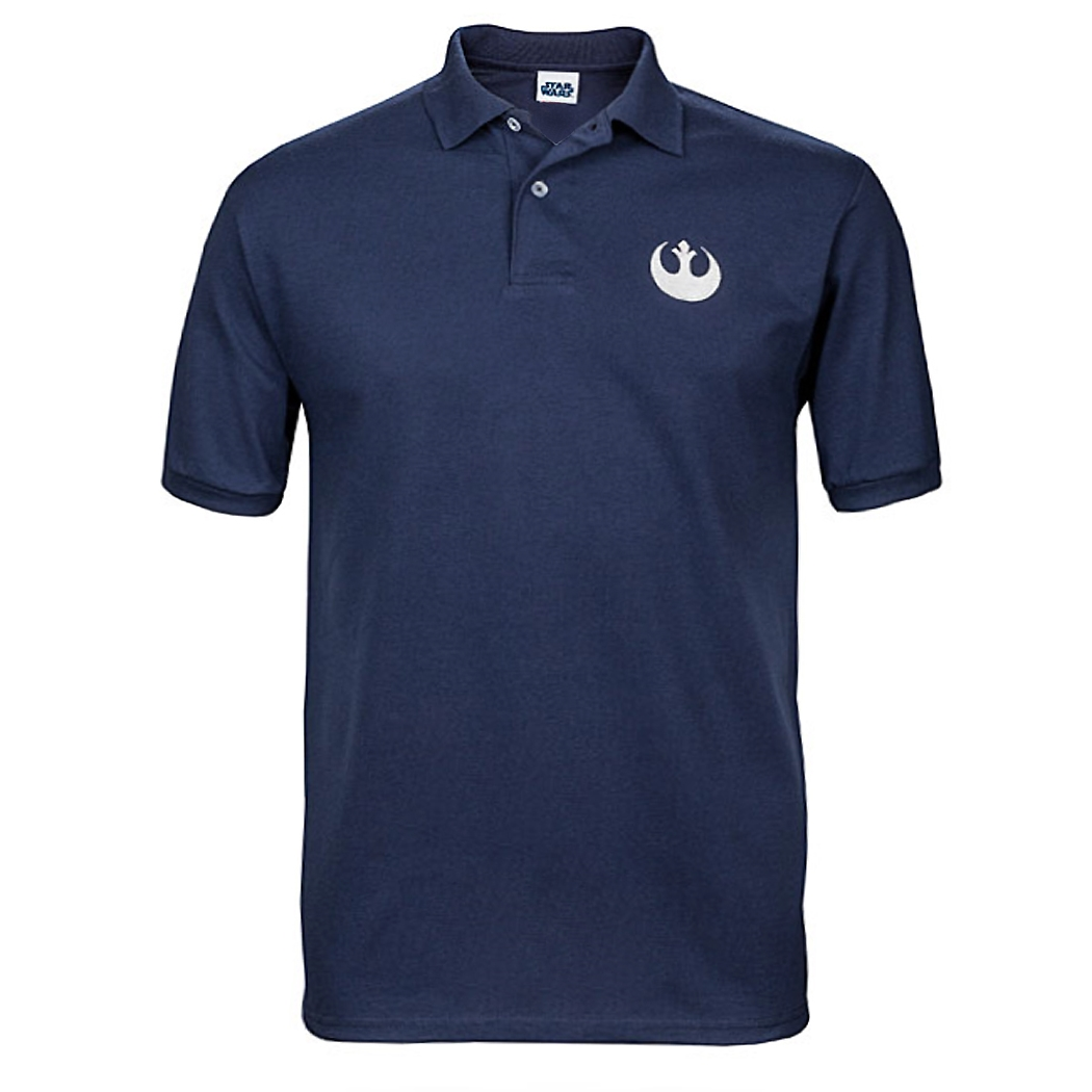 Star Wars Rebel Logo Polo Shirt