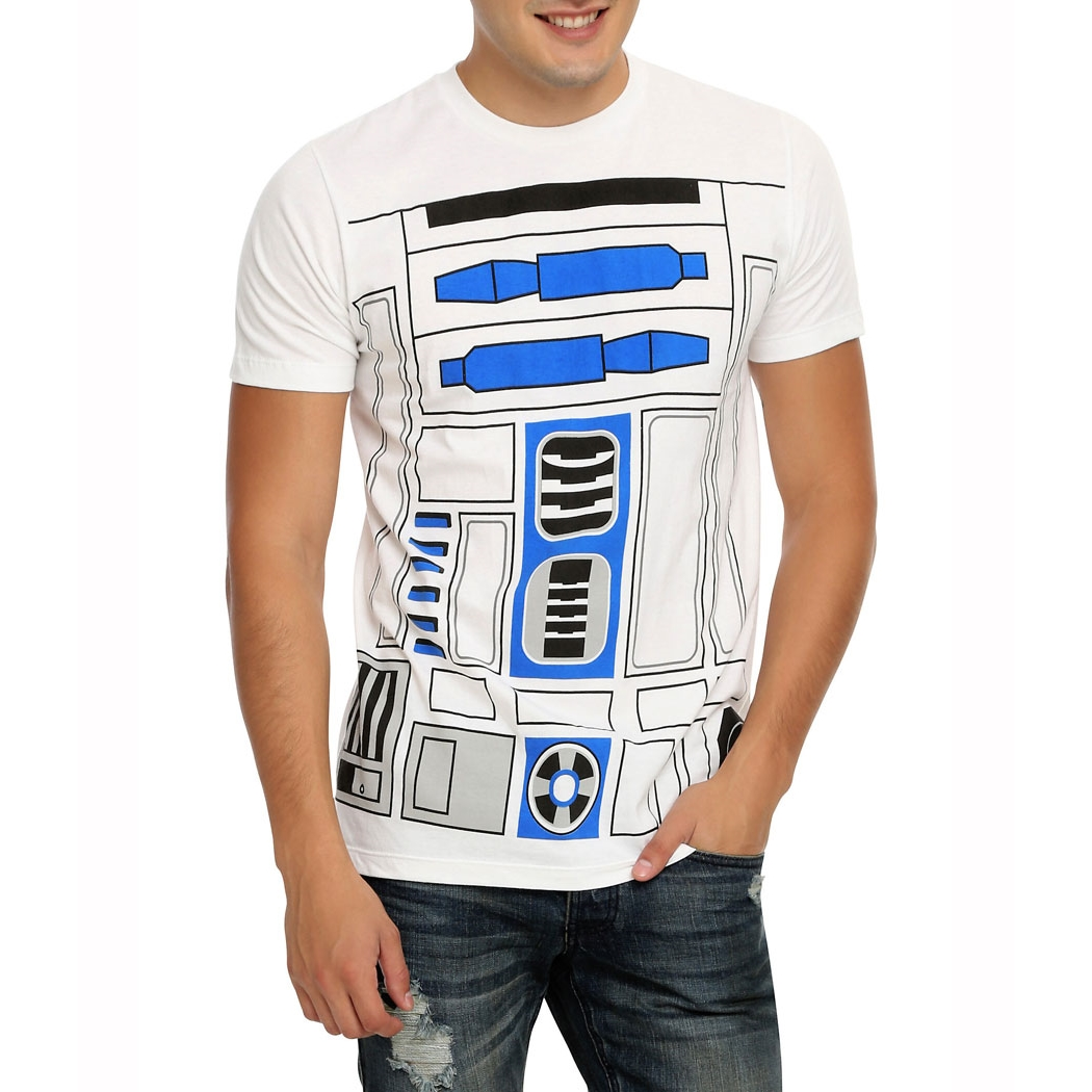 Star Wars I Am R2D2 Costume T-Shirt