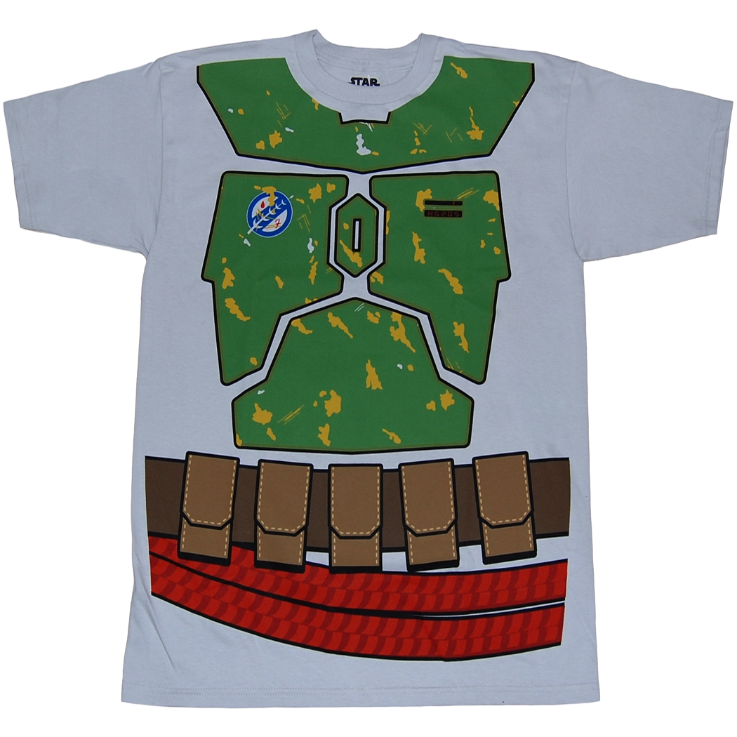 I Am Boba Fett Costume T-Shirt