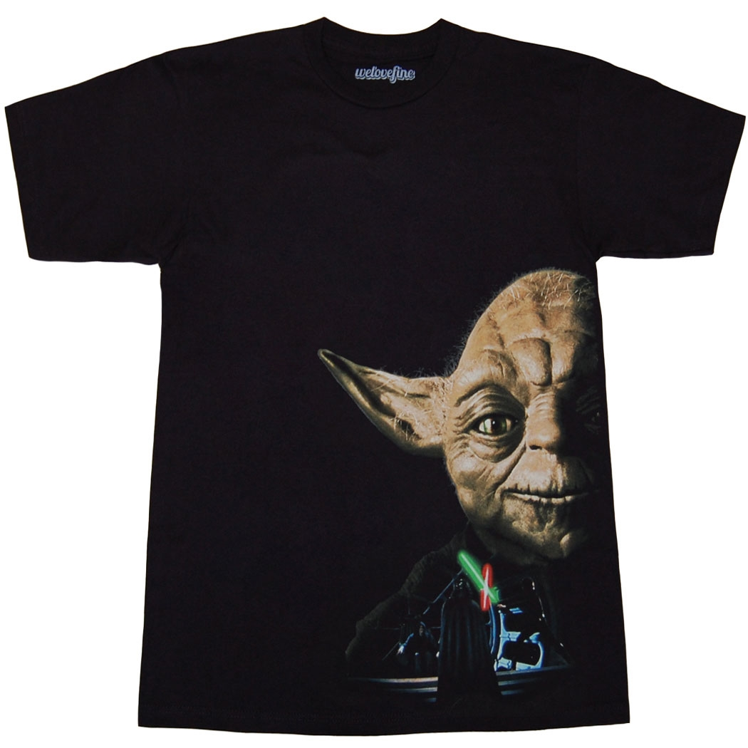 Step Brothers: Star Wars Yoda T-Shirt