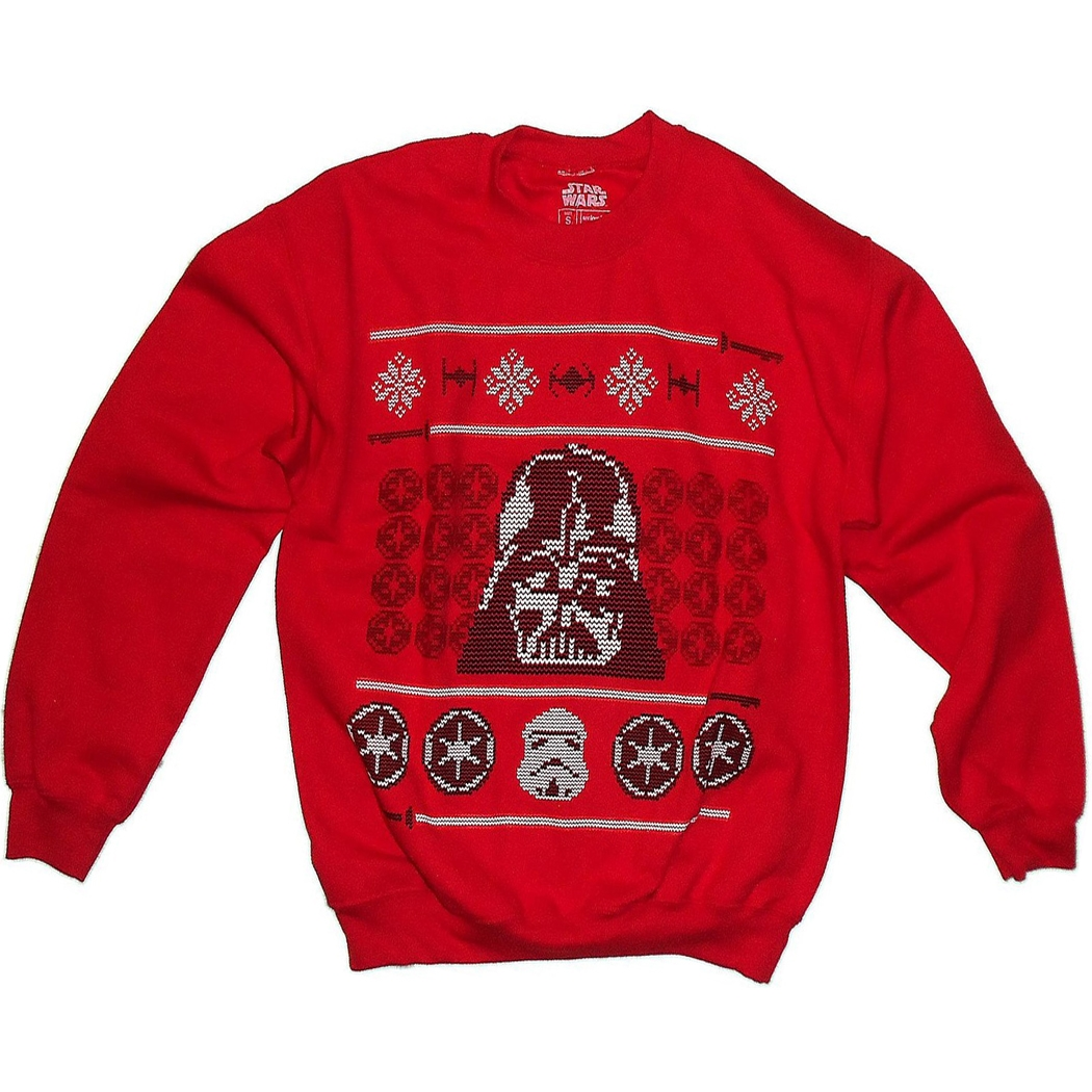 Star Wars Darth Vader Ugly Christmas Sweater
