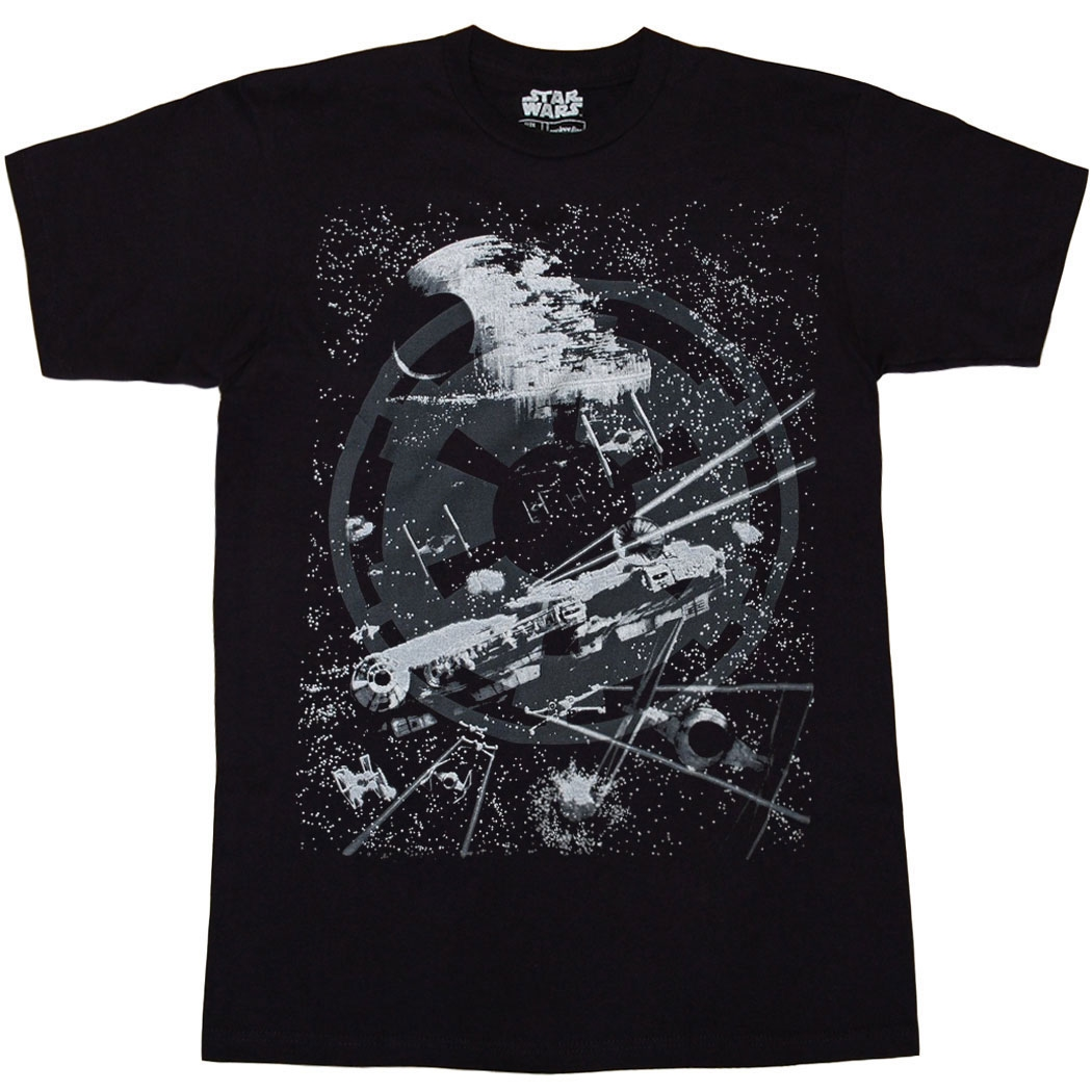 Star Wars Escape The Empire T-Shirt