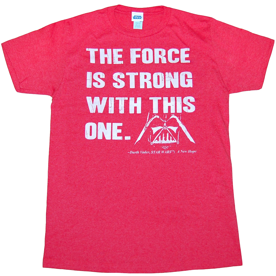 Star Wars The Force T-Shirt