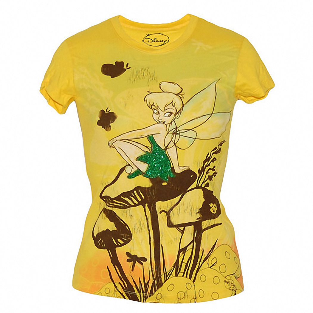 Paint Me Tink Junior Tee