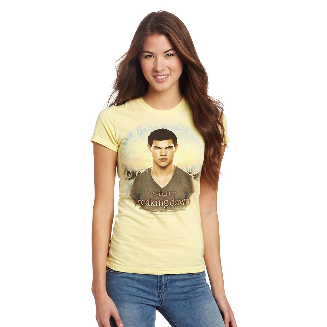 Twilight: Breaking Dawn 2 Jacob Horizon Junior T-Shirt