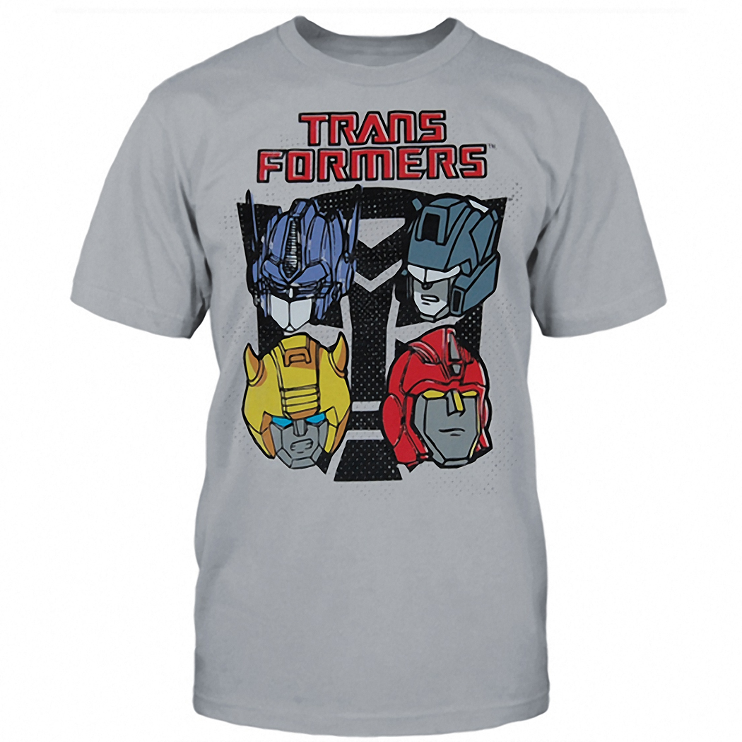 Transformers Retro Autobots T-Shirt