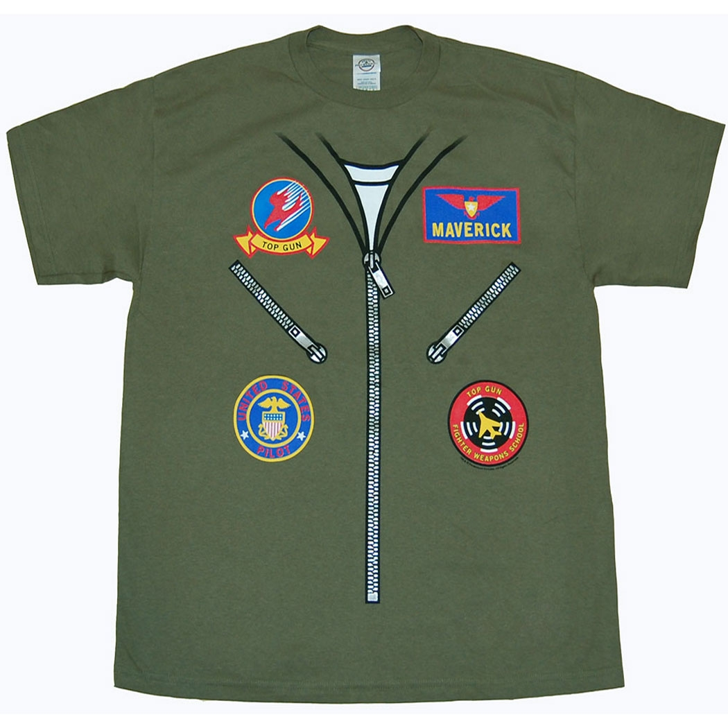 Top Gun Flight Suit T-Shirt