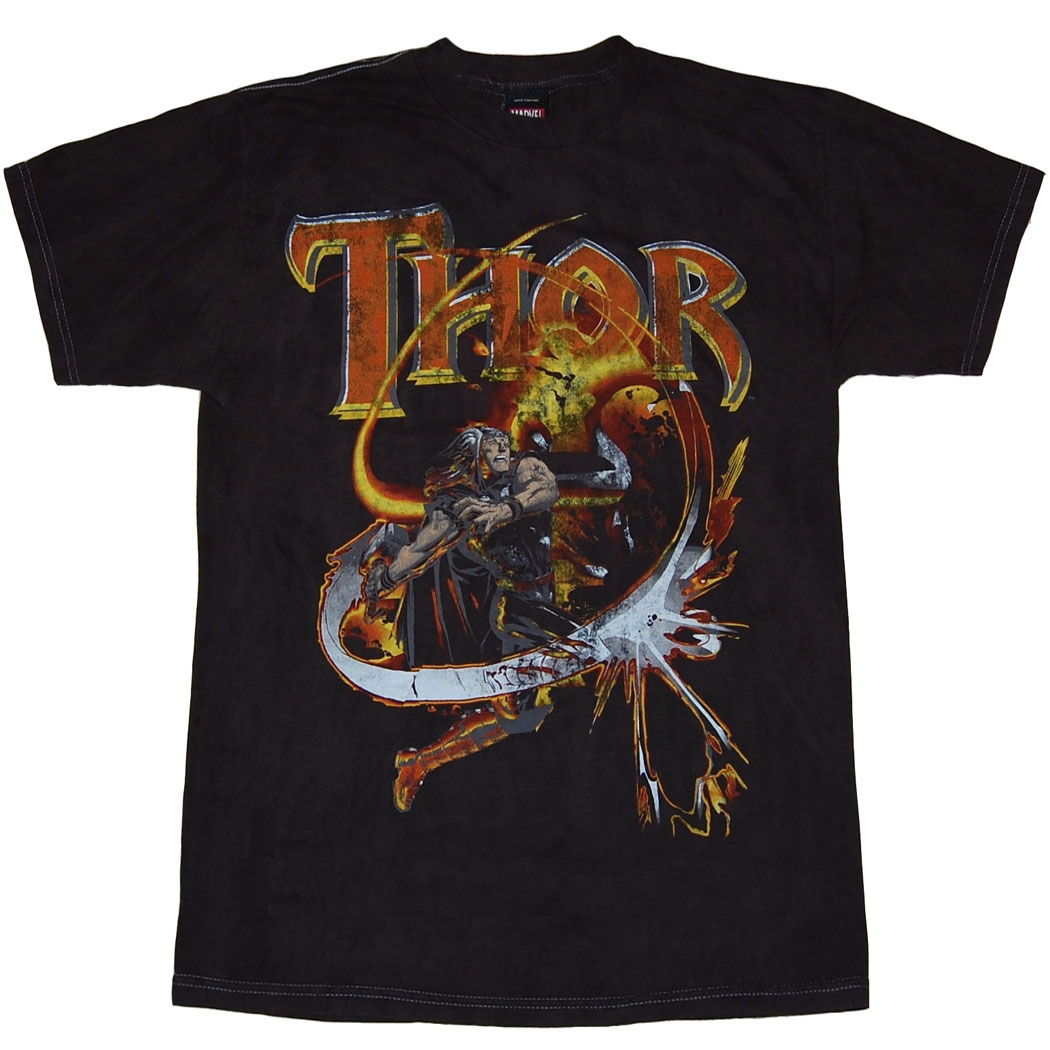 Thor Suhwing Hammer River Wash T-Shirt