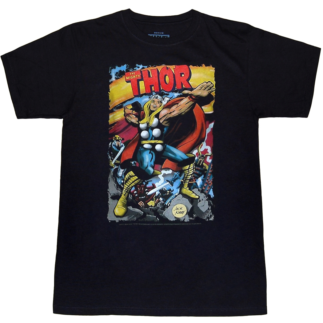 Mighty Thor Comic T-Shirt