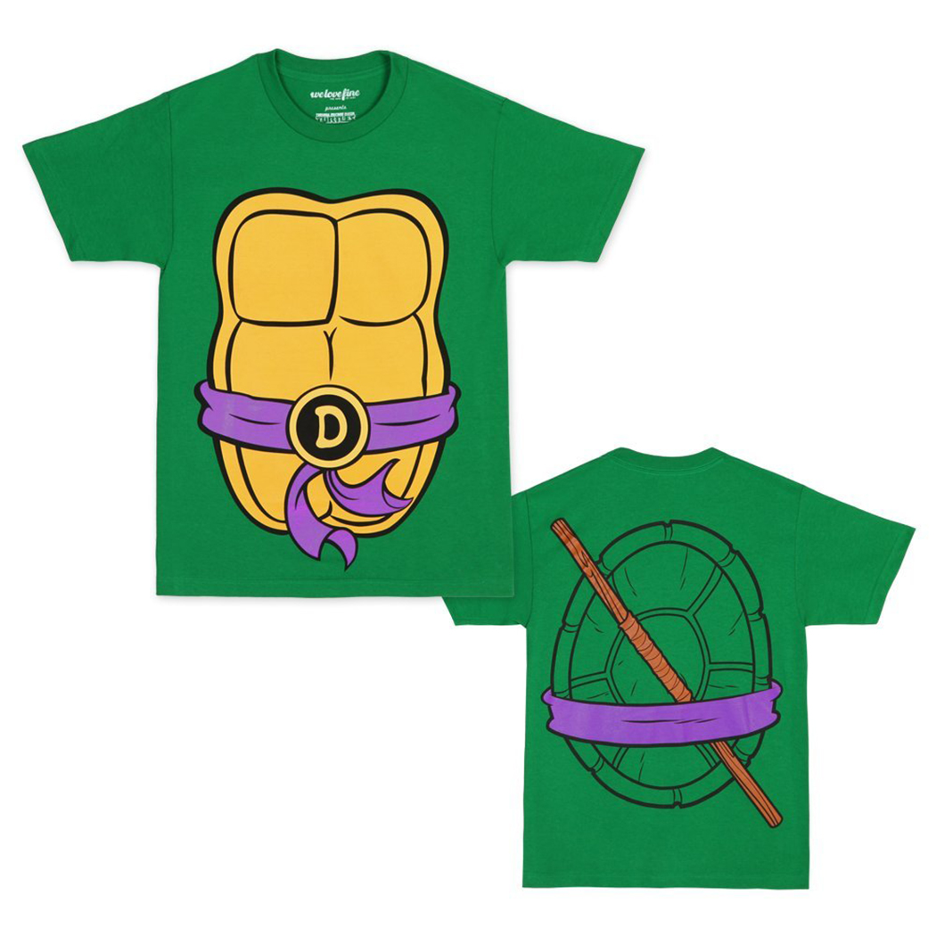 Teenage Mutant Ninja Turtles Donatello Costume T-Shirt
