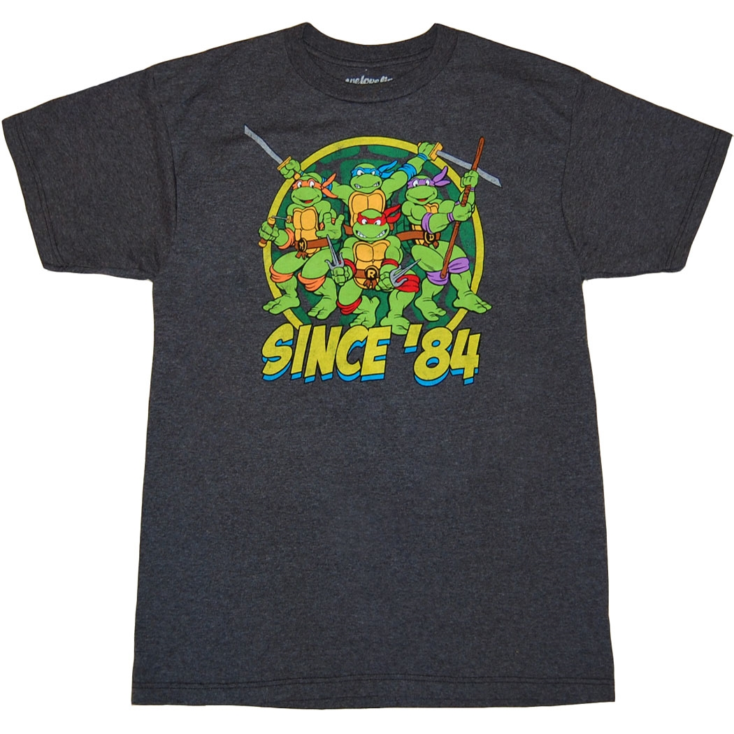 Teenage Mutant Ninja Turtles Since 84 T-Shirt