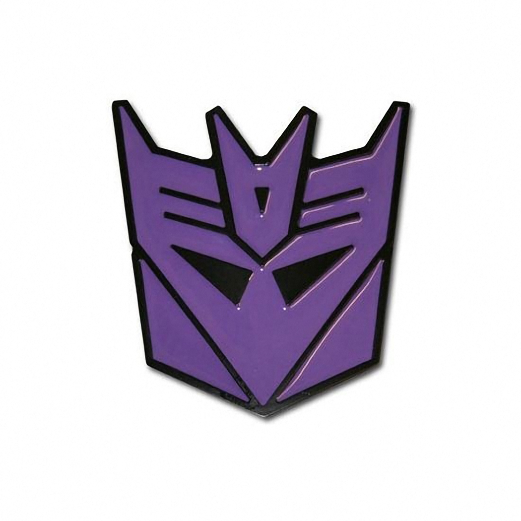 Transformers Decepticon Belt Buckle