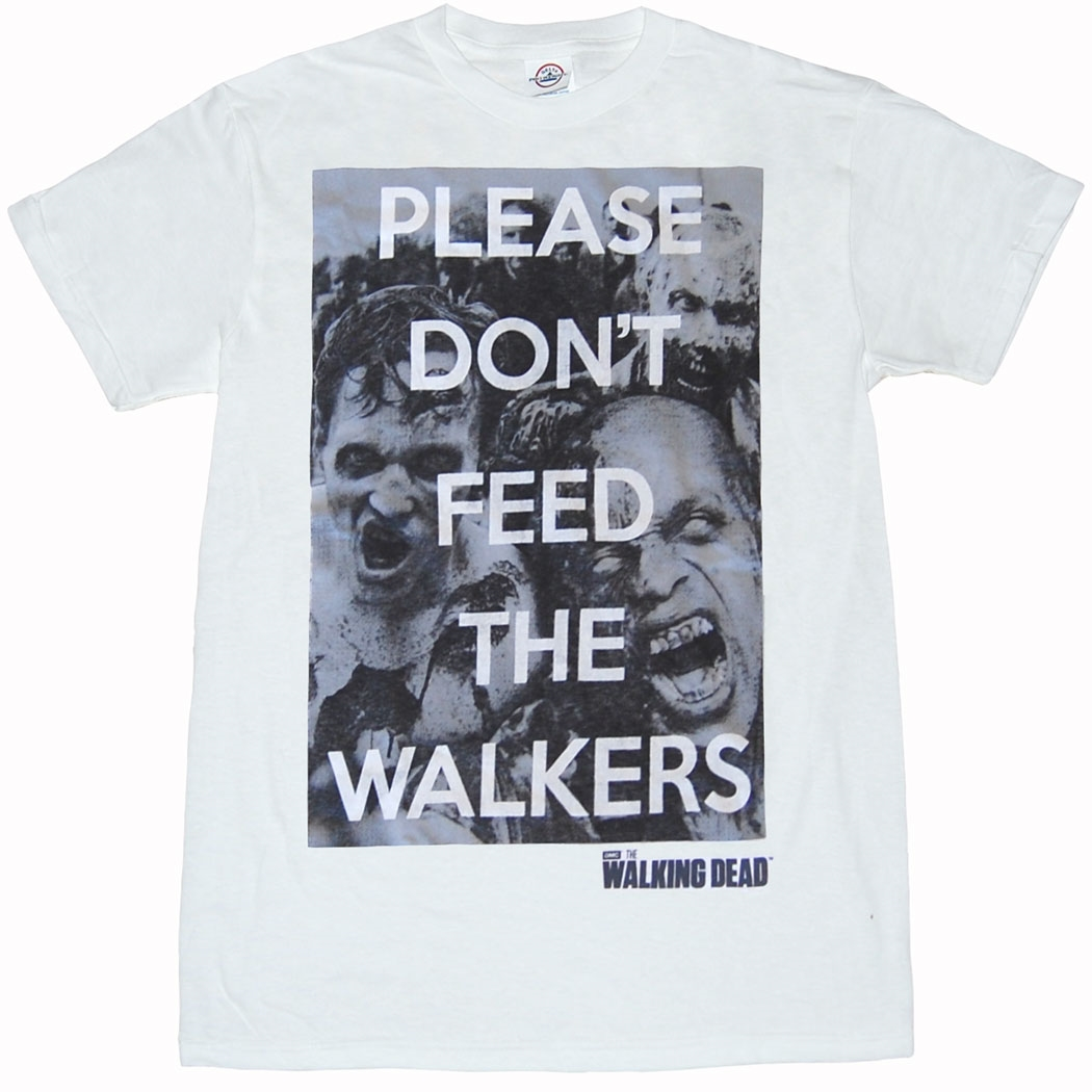 Walking Dead Don't Feed The Walkers