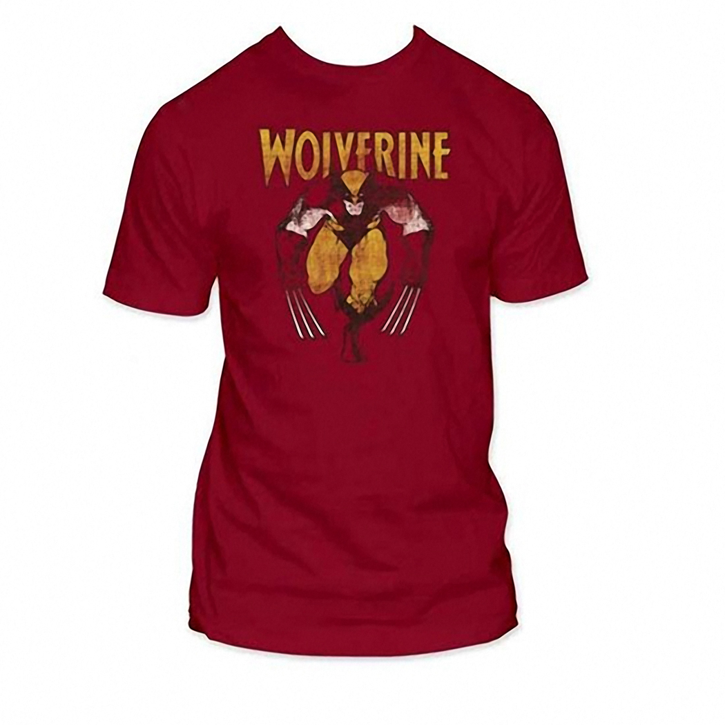 Wolverine Seeing Red T-Shirt