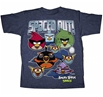 Angry Birds Spaced Out Youth Kids T-Shirt