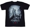 Assassins Creed III Cover T-Shirt