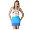 Adventure Time Big Face Fin Tunic Tank Dress