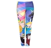 Adventure Time Parallel Skies Leggings