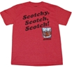 Anchorman Scotchy Scotch Scotch T-Shirt