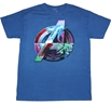Avengers Age of Ultron Shield Symbol T-Shirt
