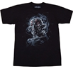 Avengers Ultron Smoke Treatment T-Shirt