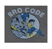 Batman and Robin Bro Code T-Shirt