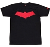 Batman Red Hood Symbol T-Shirt