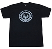 Battlestar Galactica Badge T-Shirt