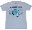 Mind of Dr. Sheldon Cooper T-Shirt