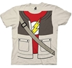 Big Bang Theory Sheldon Cooper Costume T-Shirt