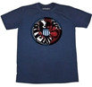 Hidden Hydra Shield Logo T-Shirt