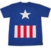Captain America Suit T-Shirt
