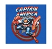 Captain America Fist T-Shirt