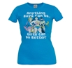 Girls Can Do It Better Junior Ladies T-Shirt