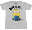 Despicable Me Minion Whaaaa T-Shirt