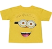 Despicable Me Minion Silly Face Toddler T-Shirt